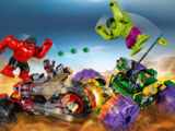 76078 Hulk contre Hulk Rouge