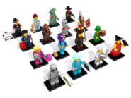 8827 Minifigures Série 6 2