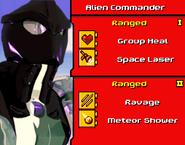 Alien commander ninjago