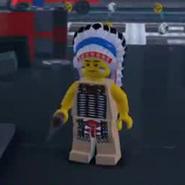 Amérindien-Jeu vidéo