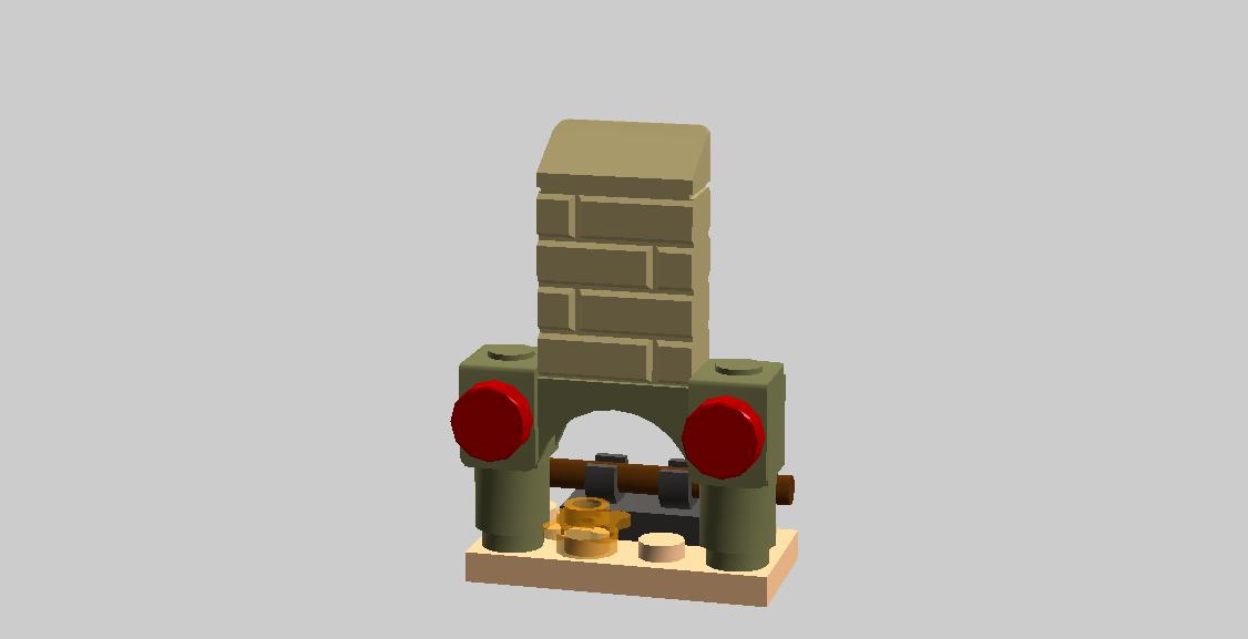 Fireplace (Patrick Star)