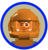 Futuristic MinerToken
