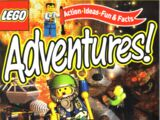 LEGO Adventures! Magazine Issue 10