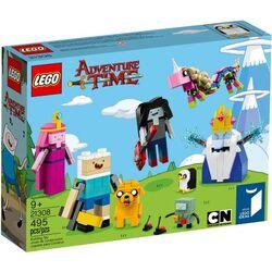 LEGOAdventureTimeIdeasFront