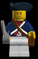 Lt. Jordinand Marcestro