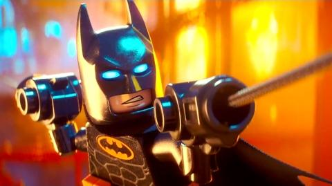 THE LEGO BATMAN MOVIE Clip - Batman vs Joker (2017) Animated Comedy Movie HD