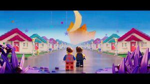 The LEGO Movie 2 BA 2-Emmet et Rex