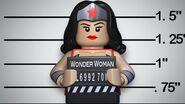 Wonder Woman fiche-La Légion Maudite