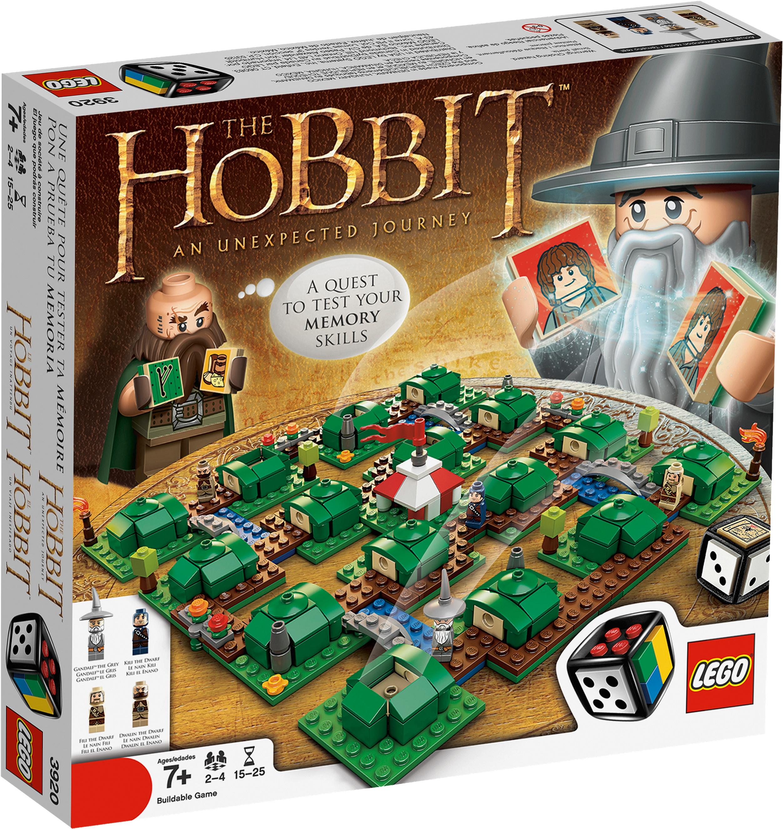 3920 The Hobbit An Unexpected Journey Brickipedia Fandom