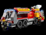 60061 Le camion de pompiers de l'aéroport 4