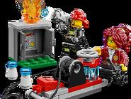 60231 Le camion du chef des pompiers 5