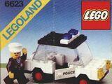 6623 Police Car