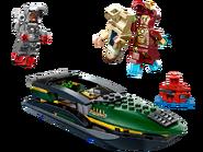 76006 Iron Man La bataille du port Extremis 2