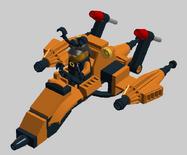 JRex's Space Bike