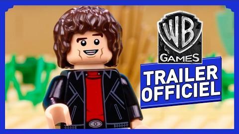 LEGO Dimensions - Rencontre Avec Un Héros ! - Le Chevalier Solitaire - Trailer Officiel
