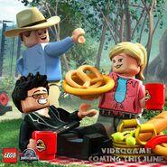 LEGO Jurassic World Pique-nique