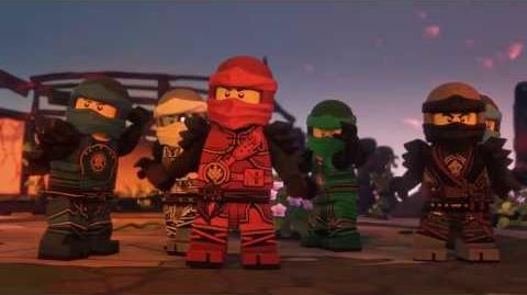 "LEGO NINJAGO ""The Time Is Now"" (Hands of Time) Season 7 by The Fold"