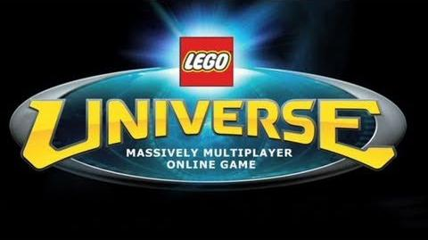 Lego Universe Official Trailer