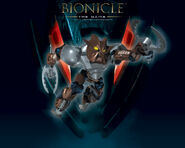Pohatu Nuva in BIONICLE The Game 1280x1024