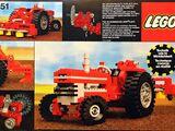 952 Farm Tractor