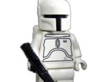 2853835 White Boba Fett Figure