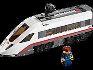 60051 Le train de passagers à grande vitesse 2