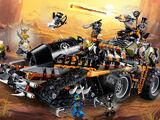 70654 Le véhicule de combat Dieselnaut