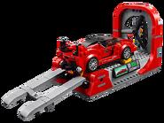 75882 Le centre de développement de la Ferrari FXX K 2