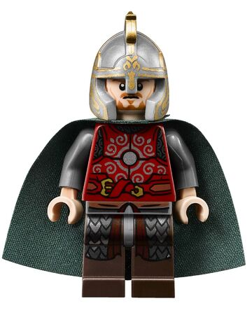 Eomer Rohan Soldier Minifigures NEW Lego Lord of the Rings 9471 Uruk-Hai Army