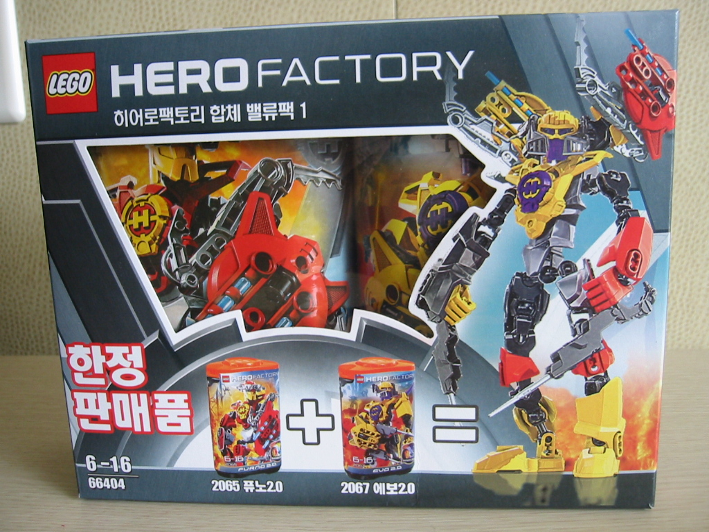 66404 Hero Factory Combo Value Pack 1 Brickipedia Fandom Powered