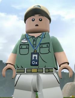 Jurassic World Worker