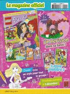 LEGO Friends 17 Encart
