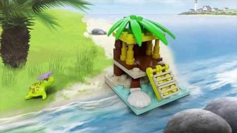 LEGO Friends Animals Turtle
