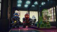 Ninjas Deepstone-Les seize royaumes