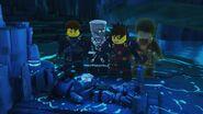 Premier maître du Spinjitzu squelette-Les épreuves de la tombe