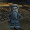Professeur Dumbledore (Gris)-HP 14