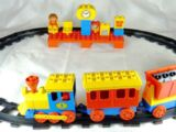 2701 Train and Station Set