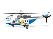 3658 L'hélicoptère de police 4