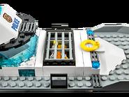 60129 Le bateau de patrouille de la police 3