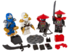 850632 Ensemble d'accessoires de samouraï