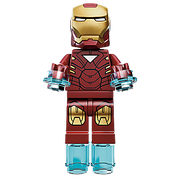 Iron Man Minifigure