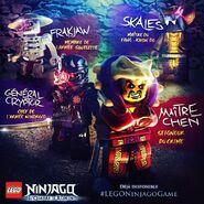LEGO Ninjago L'Ombre de Ronin 16