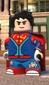 SuperboyDCSuperVillains