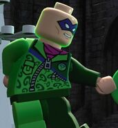 The riddler dimensions
