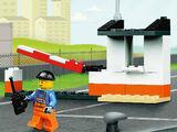 10663 Boîte de construction du port