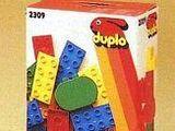 2309 Preschool Basic Blocks Set