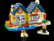31035 La cabane de la plage