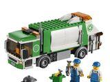 4432 Le camion poubelle