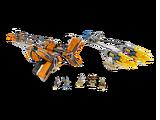 7962 Anakin Skywalker & Sebulba's Podracers