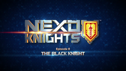 Black Knight Nexo Knights